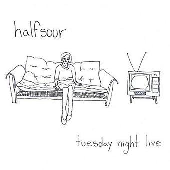 Halfsour - tirsdag aften Live [CD] USA import