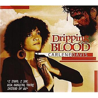 Carlene Davis - Dripping Blood [CD] USA import