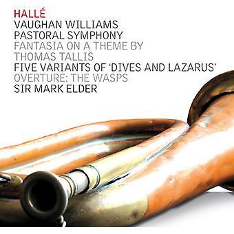 Halle orkester / ældste - orkesterværker [CD] USA import