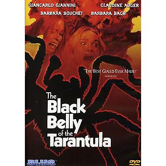 Black Belly of the Tarantula [DVD] USA import