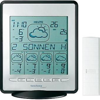 SAT weather station Techno Line Funk-Wetterstation WD 9550 WD 9550 Forecasts for 4 days
