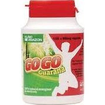 Rio Amazon, GoGo Guarana Tabs 500mg, 100 tablets
