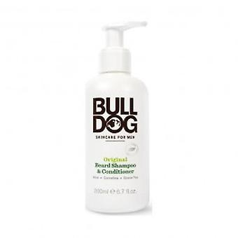 Bulldog - Original 2In1 Beard Shampoo & Conditioner 200ml