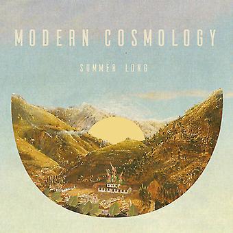 Moderne kosmologi - sommer lang [Vinyl] USA importerer