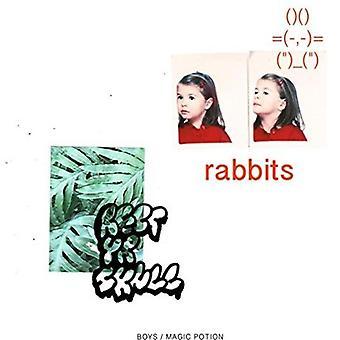 Drenge / Magic Potion - kaniner / resten Yr kranium [Vinyl] USA import