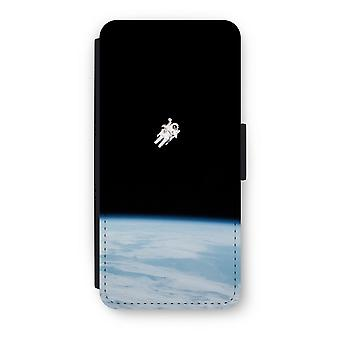 iPhone 5c Flip Case - Alone in Space