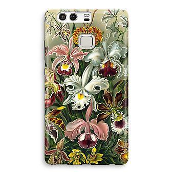 Huawei P9 Full Print Case - Haeckel Orchidae