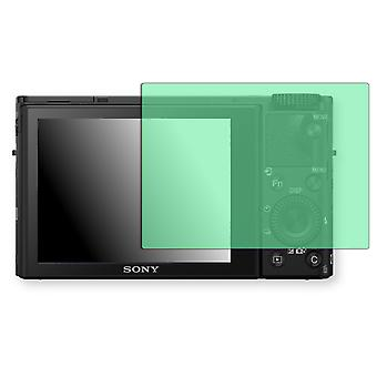 Sony Cyber-shot DSC-RX100 IV display protector - Golebo view protective film protective film