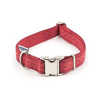 Ancol Red Indulgence Adjustable Dog Collar - 20-30cm