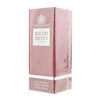 Molton Brown Rosa Absolute EDT 1.7Oz/50ml New In Box