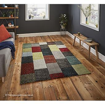 Palmoro grijs Multi tapijt