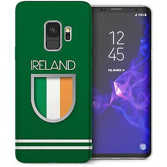 Samsung Galaxy S9 Ierland World Cup TPU Gel geval