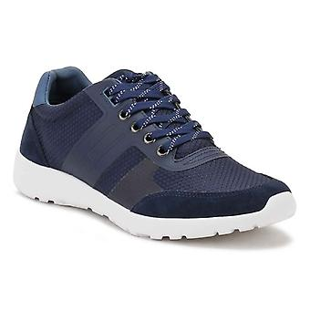 Tommy Hilfiger Mens Tommy Navy F2285URLONG l Trainers