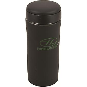Highlander 330ml Sealed Stainless Steel Double Walled Thermal Mug