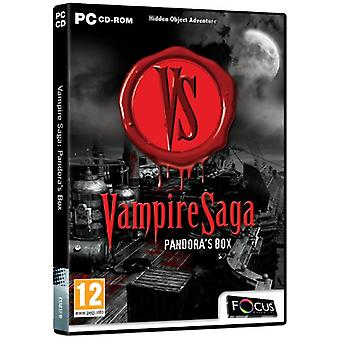 Vampire Saga Pandoras doos (PC CD)