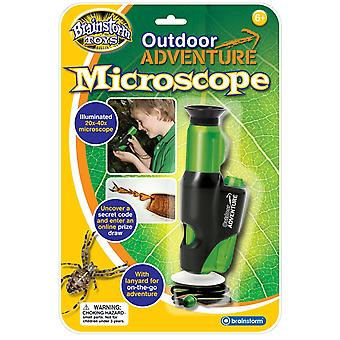 Brainstorm Toys Outdoor Adventure Microscope