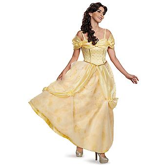 Belle Ultra Prestige Beauty and the Beast Disney Princess Story Womens Costume