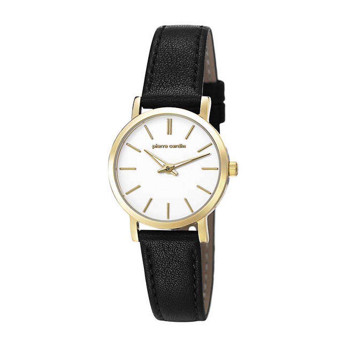 Pierre Cardin Damen Uhr Armbanduhr BONNE NOUVELLE Leder PC106632F03