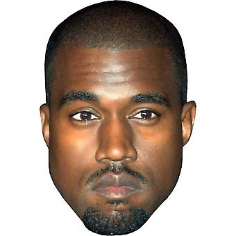 Kanye West-Maske