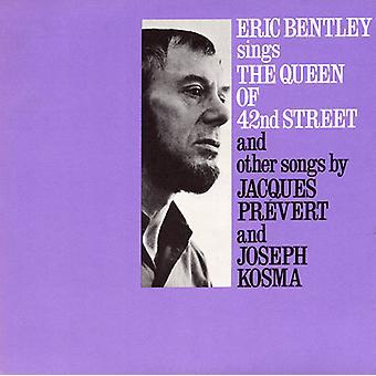 Eric Bentley - Eric Bentley Sings the Queen of 42nd Street [CD] USA import