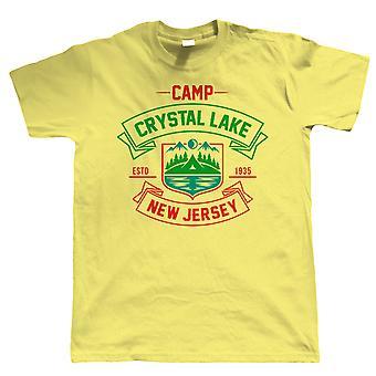 Camp Crystal Lake, Mens grappig T-Shirt