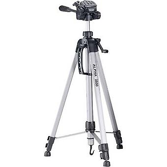 Cullmann Alpha 2800 Tripod 1/4 ATT.FX.WORKING_HEIGHT=67.5 - 184.5 cm Aluminium incl. bag, Ball head, 360 degree tilting