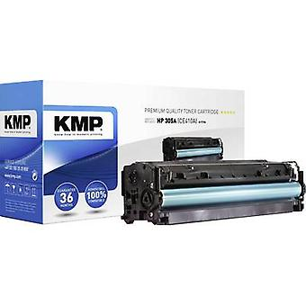 KMP Toner cartridge replaced HP 305A, CE410A Black 2200 pages H-T196
