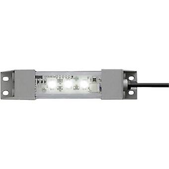 Industrial LED indicator light Idec LF1B-NA3P-2THWW2-3M White 1.5 W 60 lm 24 Vdc (L x W x H) 134 x 27.5 x 16 mm