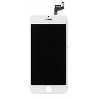 Generic Replacement LCD Screen Digitizer Assembly for iPhone 6S (White)