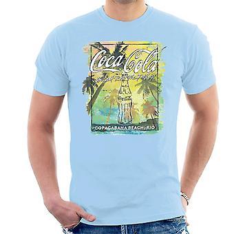 Coca Cola Brazil Rio Men's T-Shirt