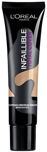 Total Cover Make Foundationmake Paris Up Foundation Infallible L'oreal upGesicht 4ALR5j3