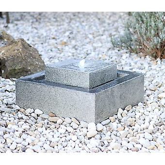 Fountains fountains garden fountains FoScala 48 x 48 x 23 cm 10770