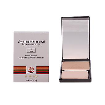 Sisley Phyto Teint Eclat Compact Ivory 10gr Womens Sealed Boxed
