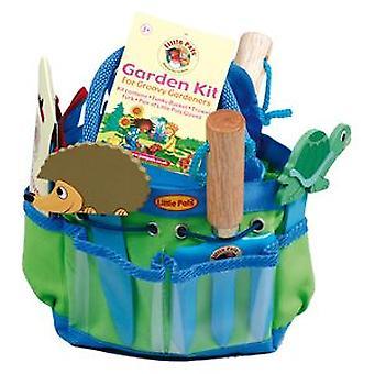 Lilla Pals Junior trädgårdsarbete verktygskit
