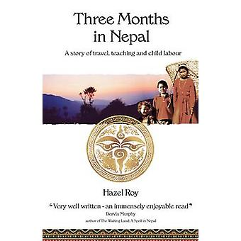 Three Months in Nepal - A Story of Travel - Teaching and Child Labour