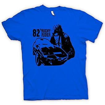 Kids T-shirt - Knight Rider 82 - Trans Am - Retro