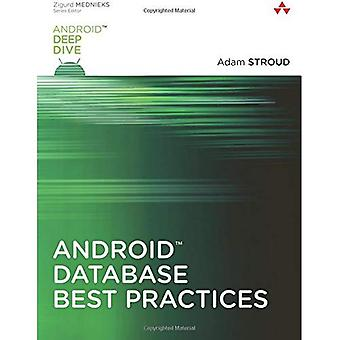 Android-Datenbank Best Practices (Android Deep Dive)