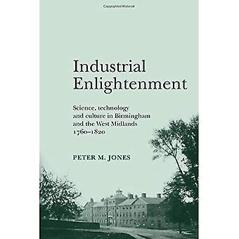 Industrielle opplysning: Vitenskap, teknologi og kultur i Birmingham og West Midlands 1760-1820