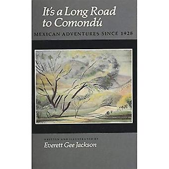 It's a Long Road to Comondu: Mexican Adventures since 1928