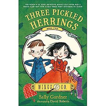 Three Pickled Herrings (Wings & Co.)