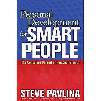 Personlig utveckling för smarta människor: den medvetna strävandet efter personlig tillväxt