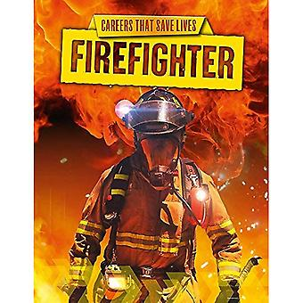 Firefighter (Careers That Save Lives)