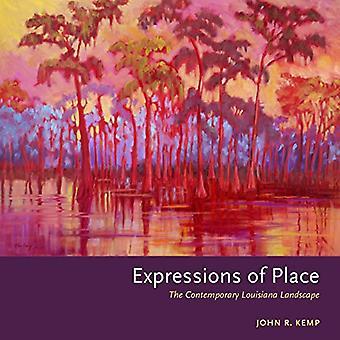 Uttryck för plats: samtida Louisiana landskapet