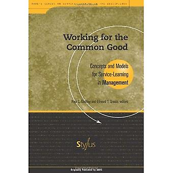 Working for the Common Good: Concepts and Models for Service-learning in Management (Service-learning in the Disciplines)