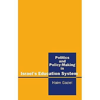 Politica e politiche nel sistema educativo di Israele