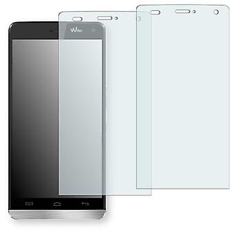 WIKO getaway display protector - Golebo crystal clear protection film