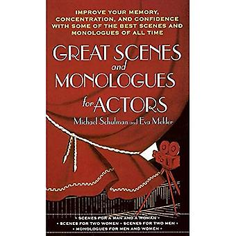 Great Scenes and Monologues� for Actors
