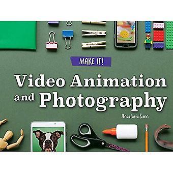 Animation vidéo et la photographie (faire)!