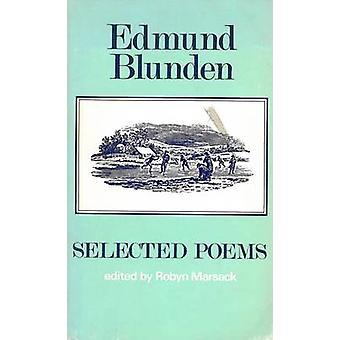 Edmund Blunden Selected Poems di Blunden & Edmund