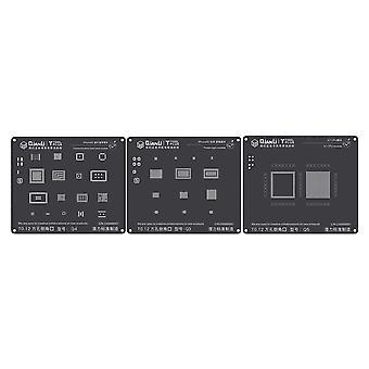 QianLi 3D BGA Stencil Template - iPhone 5S Bundle   iParts4u